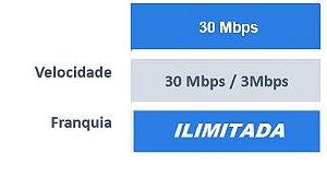 UNIVERSOSAT   INTERNET EMPRESARIAL BANDA KA  30 MEGAS