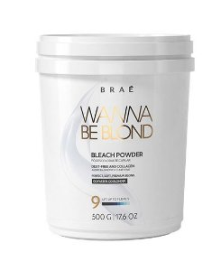 Descolorante Wanna Be Blond 500g Bond Angel Braé Hair Care