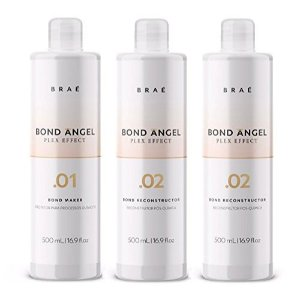 Braé Bond Angel Plex Effect Kit Profissional 500ml (3x500ml)