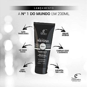 Brazilian Keratin Ecosmetics Progressiva Orgânica 200ml