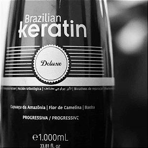 Brazilian Keratin Ecosmetics Progressiva Orgânica 1000ml - 3 unidades