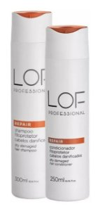 Lof Professional Repair Kit Shampoo 300ml + Cond 250ml