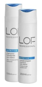 Lof Professional Nutritive - Kit Shampoo & Condicionador 300ml