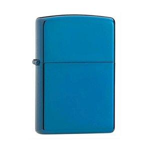 Isqueiro Zippo 20446 Classic Azul Safira