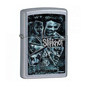 Isqueiro Zippo 28992 Classic Slipknot Faces
