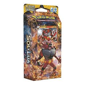 Pokémon TCG: Deck SM1 Sol e Lua - Rugido Ardente