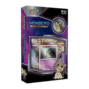 Pokémon TCG: Box Coleção com Broche - Mimikyu