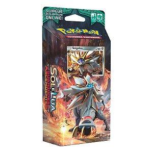 Pokémon TCG: Deck SM2 Guardiões Ascendentes - Sol de Aço