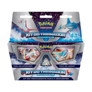 Pokémon TCG: Deck Kit do Treinador - Latias e Latios