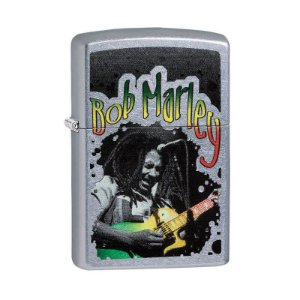 Isqueiro Zippo 29307 Classic Bob Marley Street