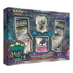 Pokémon TCG: Box Coleção com Miniatura - Marshadow