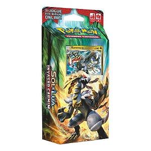 Pokémon TCG: Deck SM4 Invasão Carmim - Trovões Retumbantes