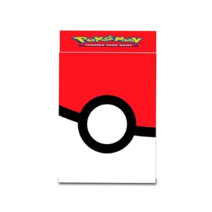 Pokémon TCG: Deck Box Oficial Ultra PRO - Poké Ball