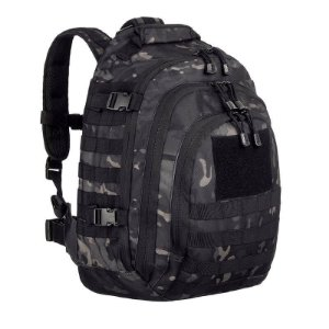 Mochila Camuflada Legend Multicam Black Invictus