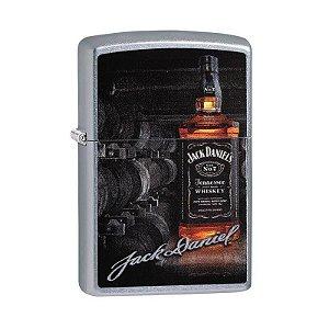 Isqueiro Zippo 29570 Classic Jack Daniel's Tennessee Whisky Street