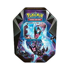 Pokémon TCG: Lata Colecionável Necrozma Prisma - Necrozma Asas Alvorada GX