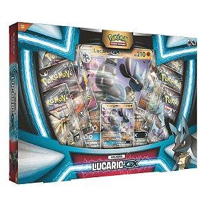 Pokémon TCG: Box Lucario-GX
