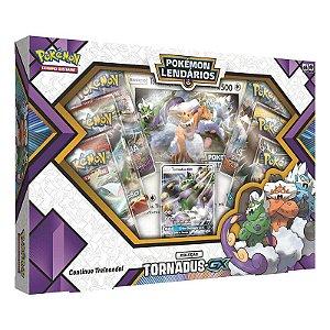 Pokemon TCG: Box Pokémon Lendários Forças da Natureza - Tornadus-GX