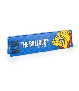 Papel Seda Blue King Size The Bulldog - SM00008