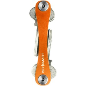 Organizador De Chaves Keysmart Extended Orange