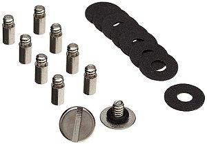 Keysmart Pacote De Expansão com parafusos, espaçadores e posts (2-28 Chaves)