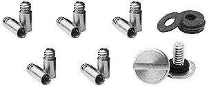 Keysmart Pacote De Expansão com parafusos, espaçadores e posts (2-34 Chaves)