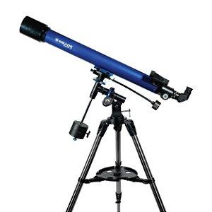 Telescópio Refractor Polaris 70mm German Equatorial Meade