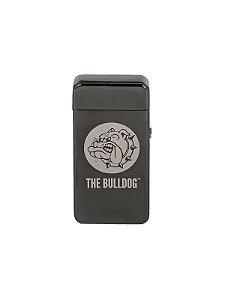 Isqueiro de Plasma Titânio The Bulldog - SM00334