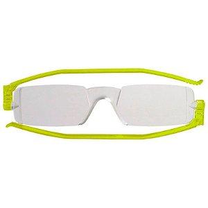 Óculos de Leitura Compact 1 Nannini Verde Limão
