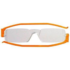 Óculos de Leitura Compact 1 Nannini Laranja