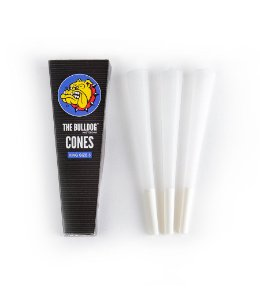Cones King Size 110mm The Bulldog - Pack com 3 Unidades