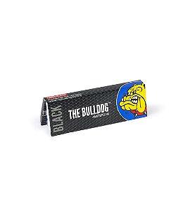 Papel Seda 1.1/4 Black + Pontas de Filtro The Bulldog