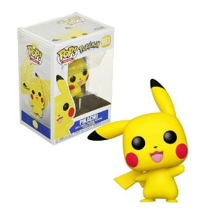 Pikachu 553 - Pokemon - Funko Pop