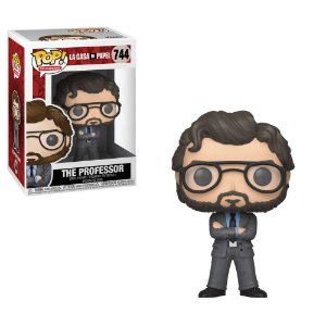 The Professor 744 - La Casa de Papel - Funko Pop