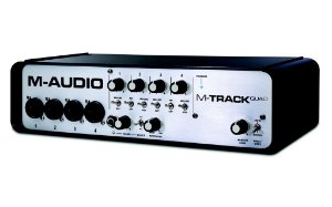 M-Audio M-Track Quad V2