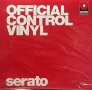 Vinyl Timecode Serato Vermelho (PAR)