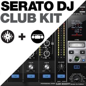 Serato Club Kit