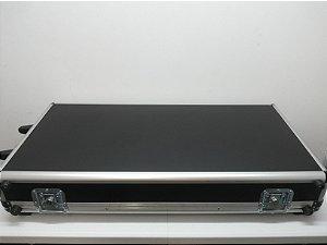 Case para CDJ900 + Mixer 4 canais com rodinha