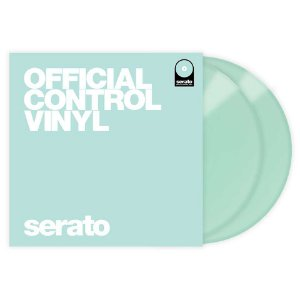 Serato Control Vinyl 12p Performance Series Glow in The Dark (par)