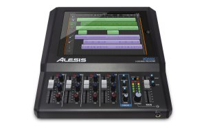 Alesis Io MIX - Mixer Para Ipad/interface De Áudio 4 Canais