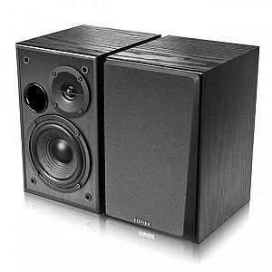 Monitor de Áudio R1100 EDIFIER Bivolt - 42W RMS
