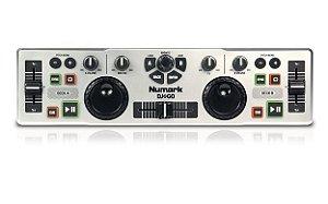 Controladora DJ 2 GO. Ultra-portátil com entrada USB