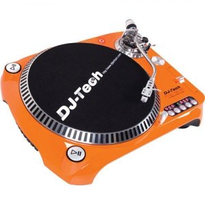 Toca-discos DJ-Tech SL-1300 MK6 Quartz Drive
