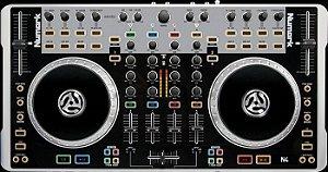 N4 Controlador e mixer digital 4 decks com Case