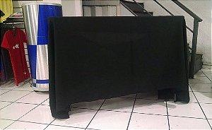 Mesa Dobrável + Toalha preta (Combo)