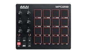 AKAI MPD218 controlador MIDI/USB
