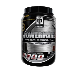 POWERMAIZE - WAXYMAIZE PURO COM SABOR CHOCOLATE