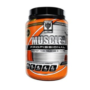 MUSCLE9 BAUNILHA COM AMENDOIM - WHEY PROTEIN ISOLATE and 8 TYPES OF PROTEINS 900g