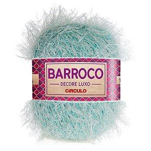 Barbante Barroco Decore Luxo Circulo 280g Cor Verde Candy 2204