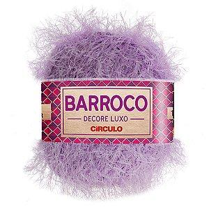 Barbante Barroco Decore Luxo Circulo 280g Cor Lilás Candy 6006